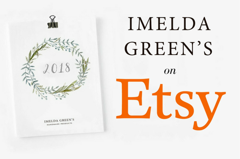 Imelda Green's on Etsy